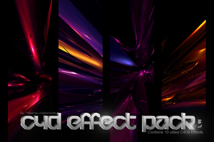 Pack C4Ds Effect N1 by DezGFX