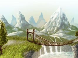The Bridge by Tulitta