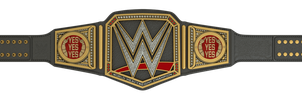 WWE World Heavyweight Championship by SeGentlyBrokenMan