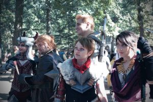 Dragon Age at the Ren Faire by mrbob0822