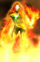 PHOENIX FORCE by XPuertoVRicanX