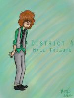 District 4 Male Tribute by MissySerendipity