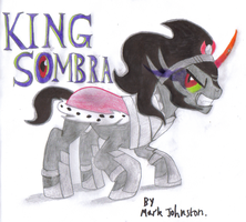King Sombra - Fan-Art by KrytenMarkGen-0