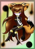 AT with AnnyTheFox by HellyValentine