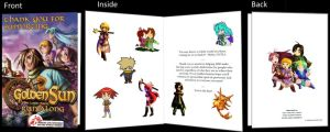 Golden Sun: Run Along, Thank You Card by Golden-Sunrise-Forum