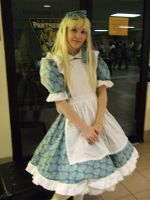 Yasumicon 09 Alice by Dre0083