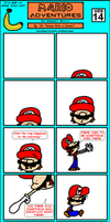 Mario Adventures 20 by Mariobro64