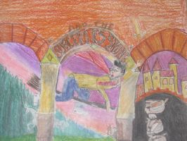 Harry Potter And The Sorcerers Stone by hougach