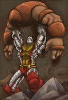 Colossus by soulrailer