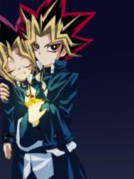 Yami x Yuugi Hold and Carry in by theringofbelief