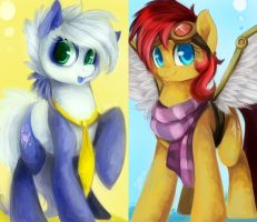 StePandy + Feathers Dreamer by mr-tiaa