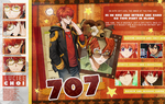 [Request] 707 / Seven / Luciel Choi by Shino-P
