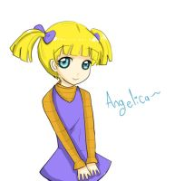 Angelica Pickles by CariAguilar