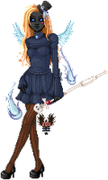 Pixel Princess Wishlist: Gift For Aine by 00QuothTheRaven00