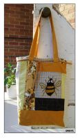 Sac abeille by Emillye