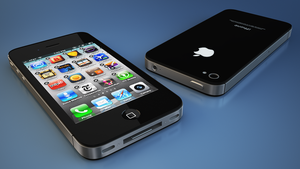 iPhone 4s model by llMarcos