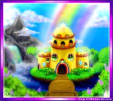 Rainbow Land by benwhoski