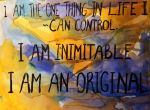 HamilQuote--One Thing in Life I Can Control v 1 by Mahersal
