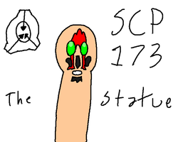 SCP-173 by binarystep