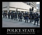 Surveillance and the Police State by uki--uki