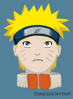 Naruto by TheQuietWriter