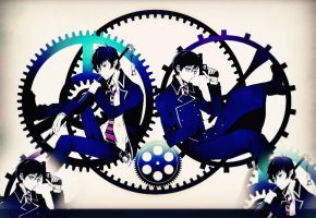 Blue Exorcist by ArmeYamasaki17