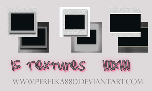 15 textures 100x100 by perelka880