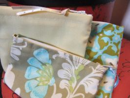 Assortment of Pretty Purses No. 3 by sewn-by-honeybirds