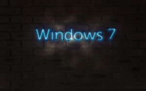 windows 7 by lajonard