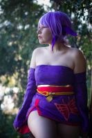 Ayane - Dead or Alive by cloeth