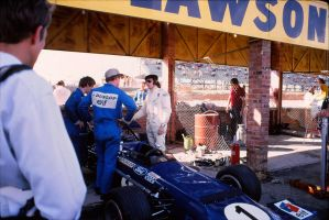 Jackie Stewart (South Africa 1970) by F1-history