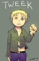 SOUTH PARK:  TWEEK (fanart) by Sea-Snail-Studio