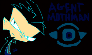 Agentmothman by DibFan4LifeX3