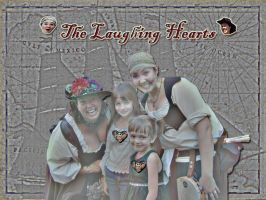 The Laughing Hearts by ronniengirls