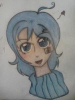 Blue-Haired Leann by Lady-Ri