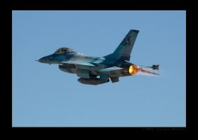 USMC Blue Viper by jdmimages
