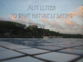 Just Listen by kompatibility-king