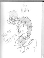 Blood Dupre- the Hatter by CronaDragonTrainer