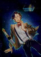 Doctor Who 11th by angla8011