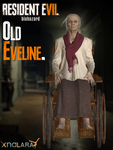 Resident Evil 7 : Biohazard - XPS - Old Eveline by ZombieAlii