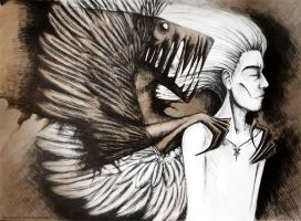 What If our angels are as weak as we are? 2014 by eamanee