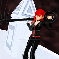 [KH MMD] OC Cailex New/Updated Bio by Lexalice