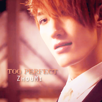 Too Perfect Zhou Mi by KevinRocks