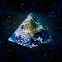 Album Cover 'Pyramid World' by Val-Melkor