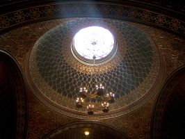 Prague Spanish Synagogue by Wingweaver666