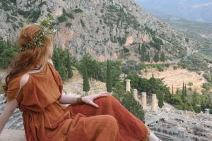 Classical Grecian 3 by chirinstock