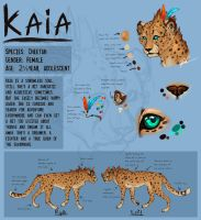 Kaia ref by Treachirani