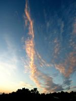 Big Line in the Sky.. by Michies-Photographyy