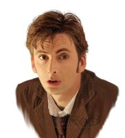 The Tenth Doctor by Lost-song