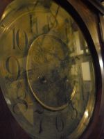 Antique clock by CemeteryQueen